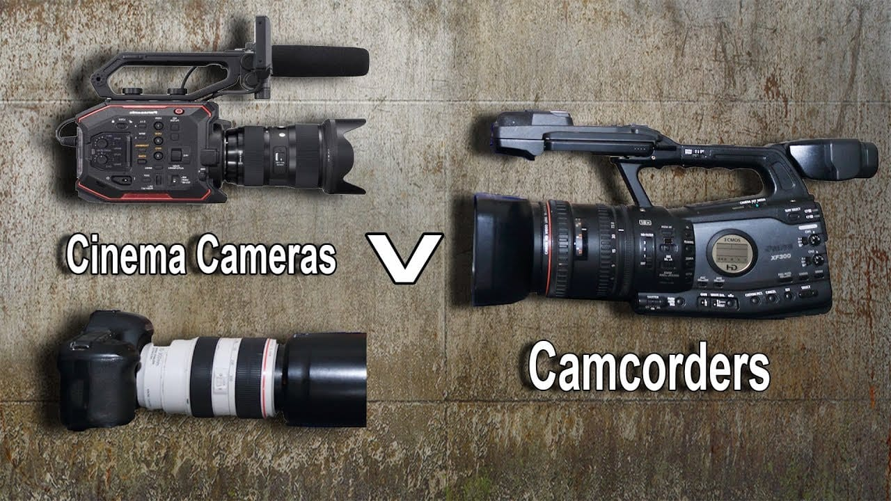 The type of camera(s) used will effect your cost significantly.