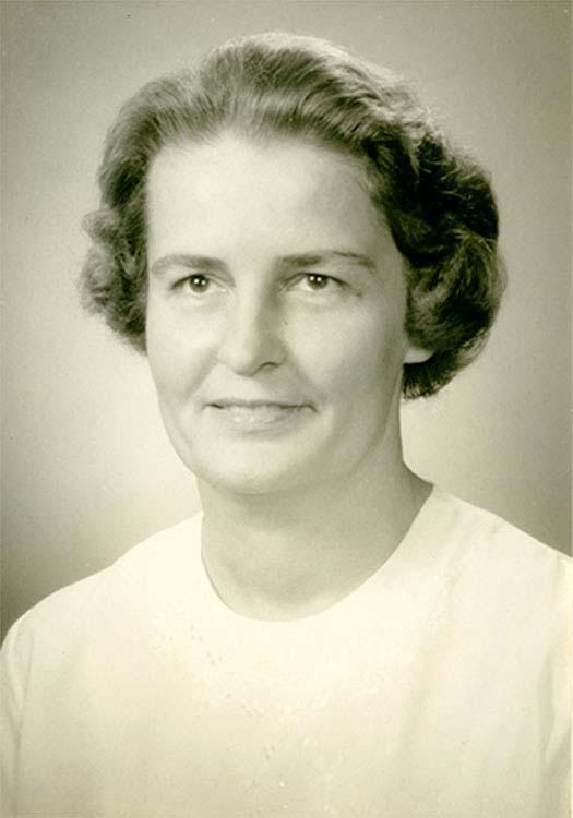 Jane Slocum Hayward's graduation photo a business card