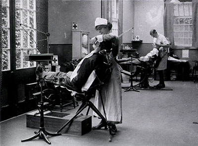 Photo courtesy of the National Library of Medicine.