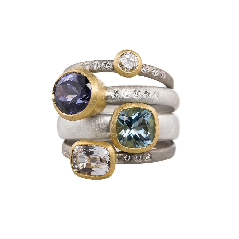 Jewellery photography for Natalie Jane Harris