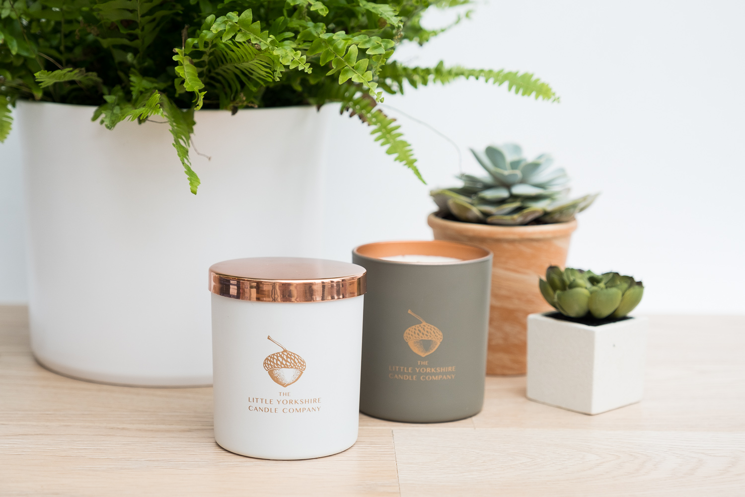 The Little Yorkshire Candle Company