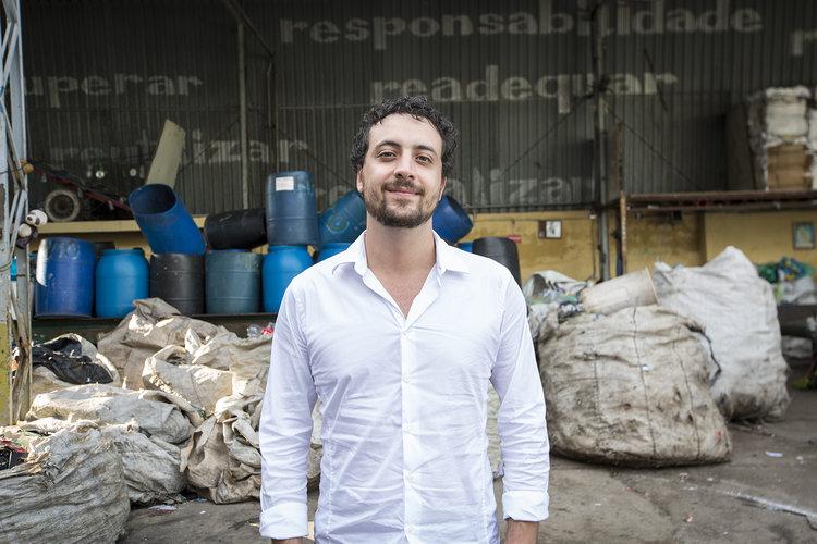 Alexandre Furlan, CEO e fundador do Instituto Muda