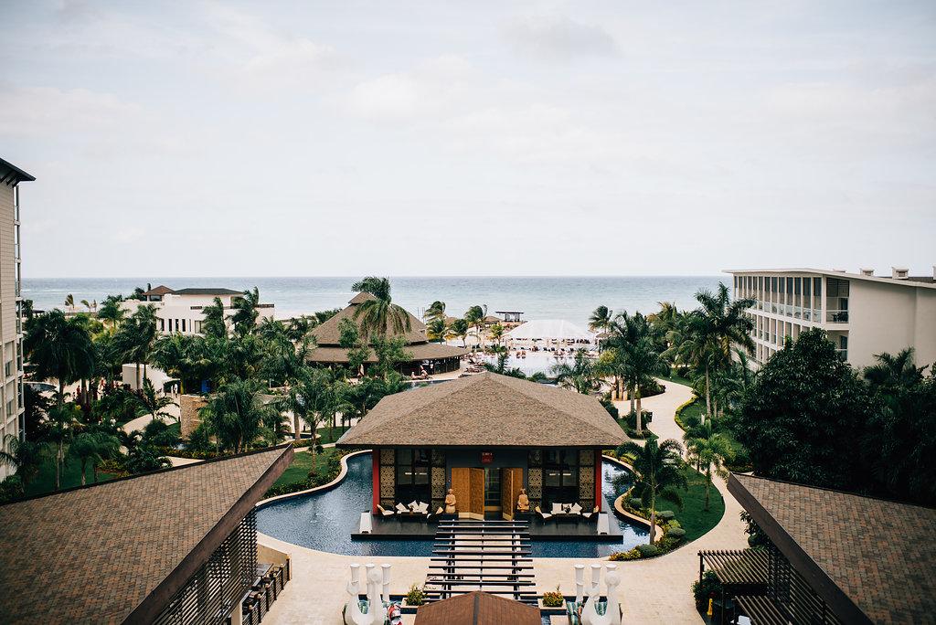 Royalton White Sands in Montego Bay, Jamaica