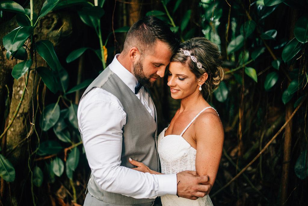wedding couple at destination wedding at Royalton White Sands in Montego Bay, Jamaica