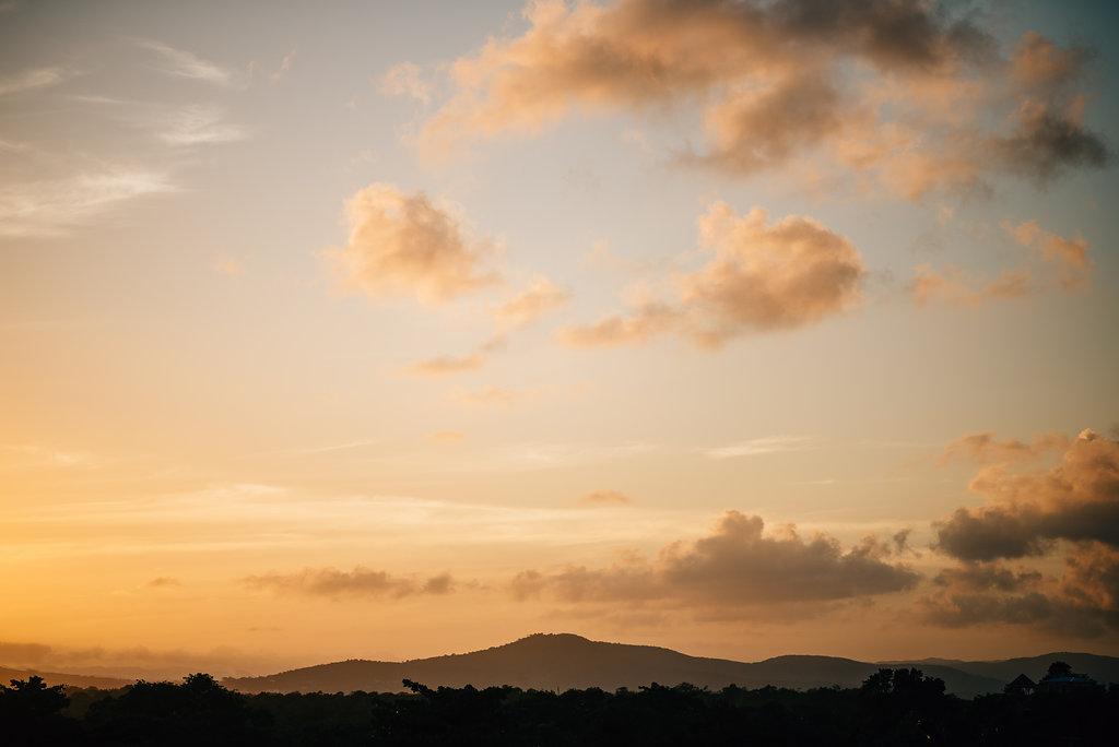 sunset at Royalton White Sands in Montego Bay, Jamaica - Sara Monika, Photographer