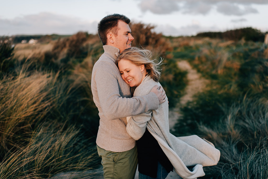 Northern Ireland Engagement Session in Ballintoy