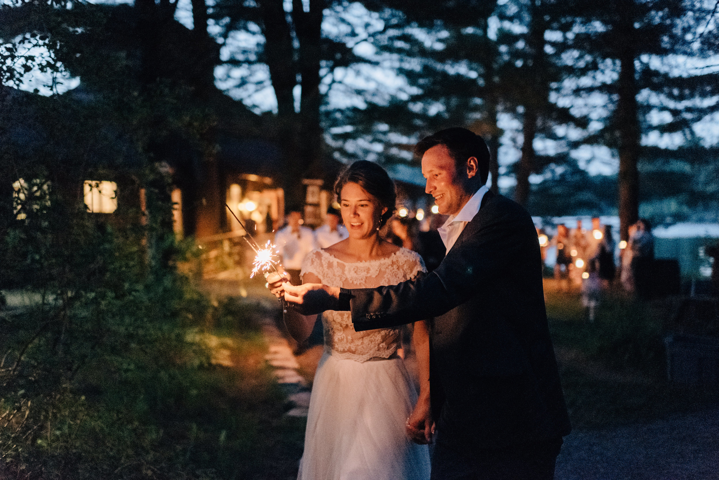 Algonquin Wedding at Arowhon Pines Resort