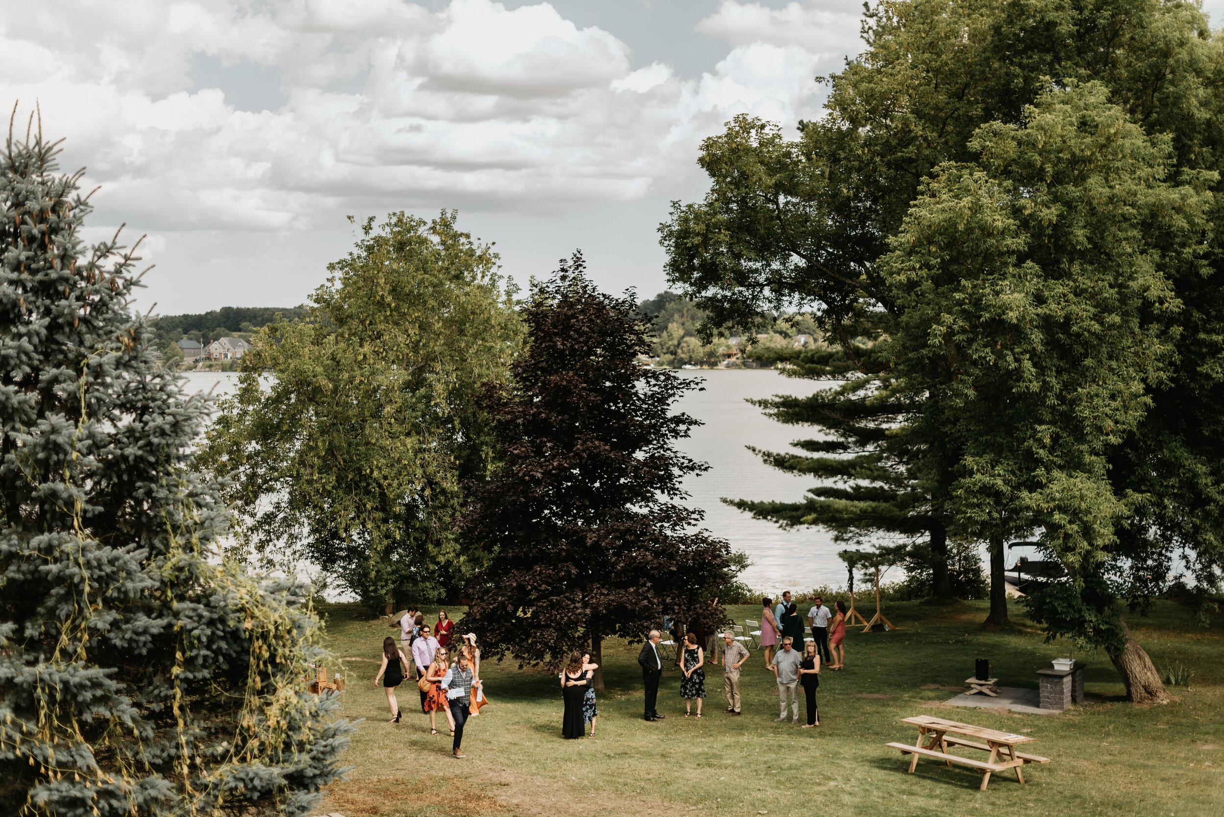 Relaxed Lakeside Wedding Ontario (24).jpg