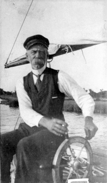 Gil Smith Image courtesy of the Long Island Maritime Museum and the Greater Patchogue Historical Society
