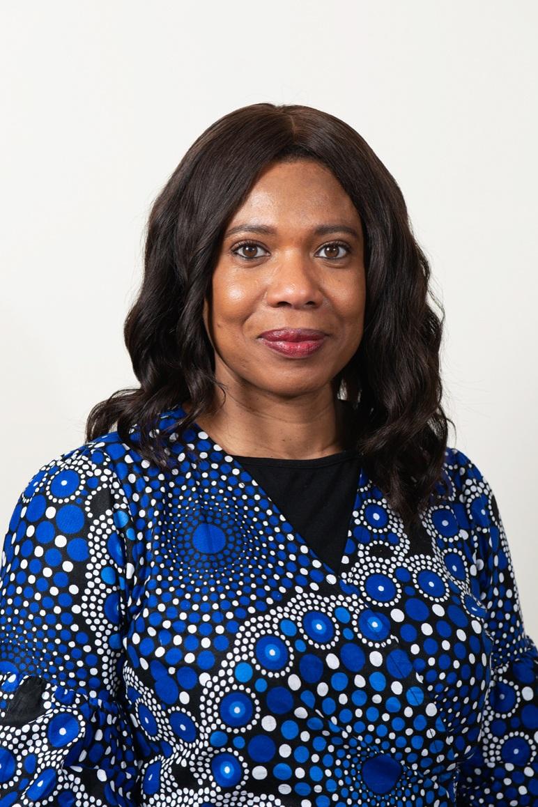 Uju Ofomata - Aderemi   Global Head of Programmes
