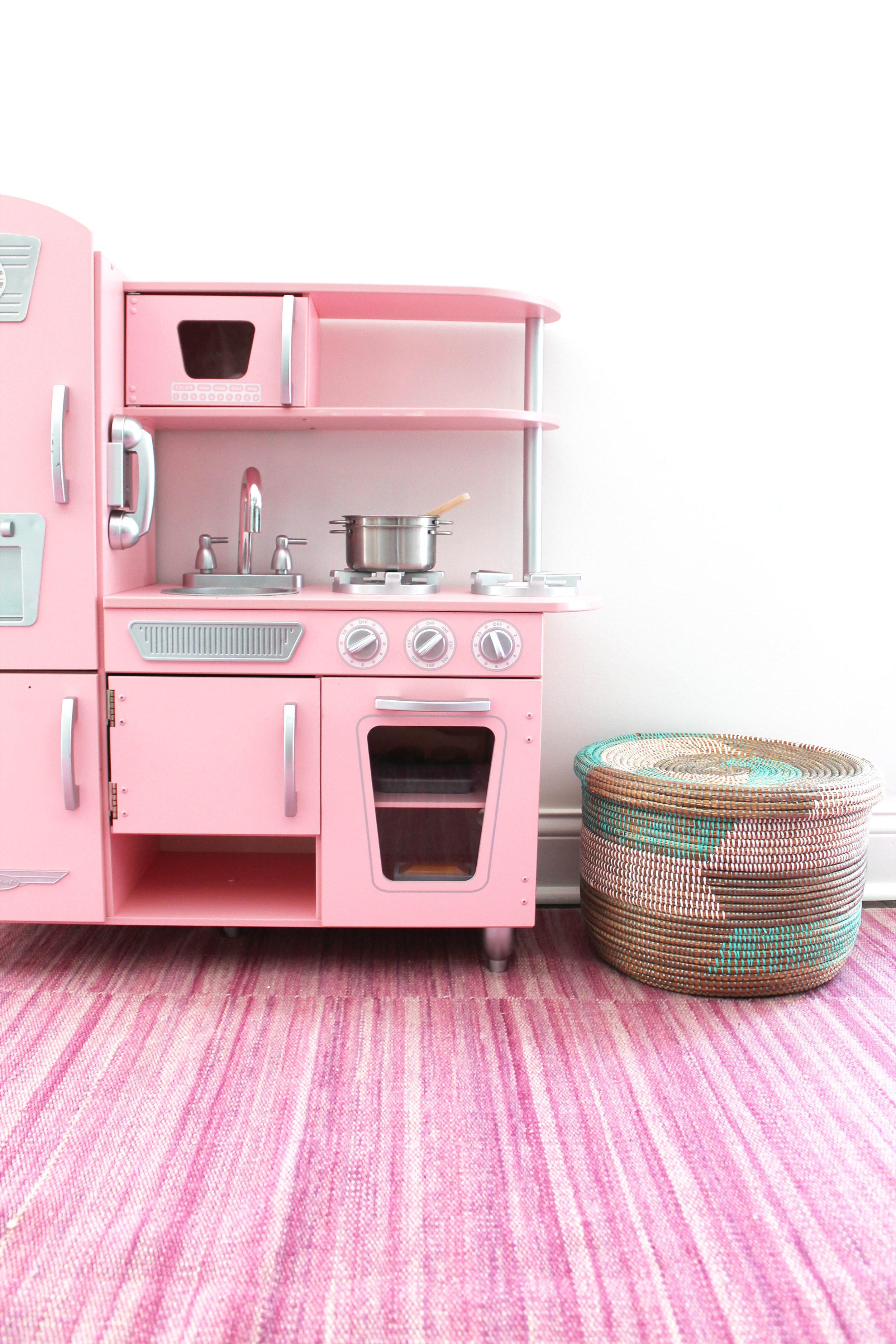 Modern Kids Play Kitchen — mod doodle.
