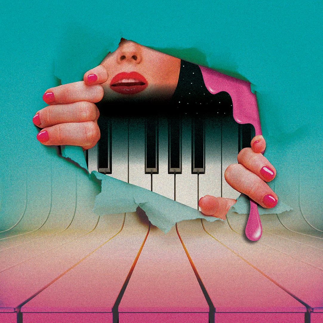 Mellotron Variations - New record out July 26th, 2019 on limited edition pink vinyl.
