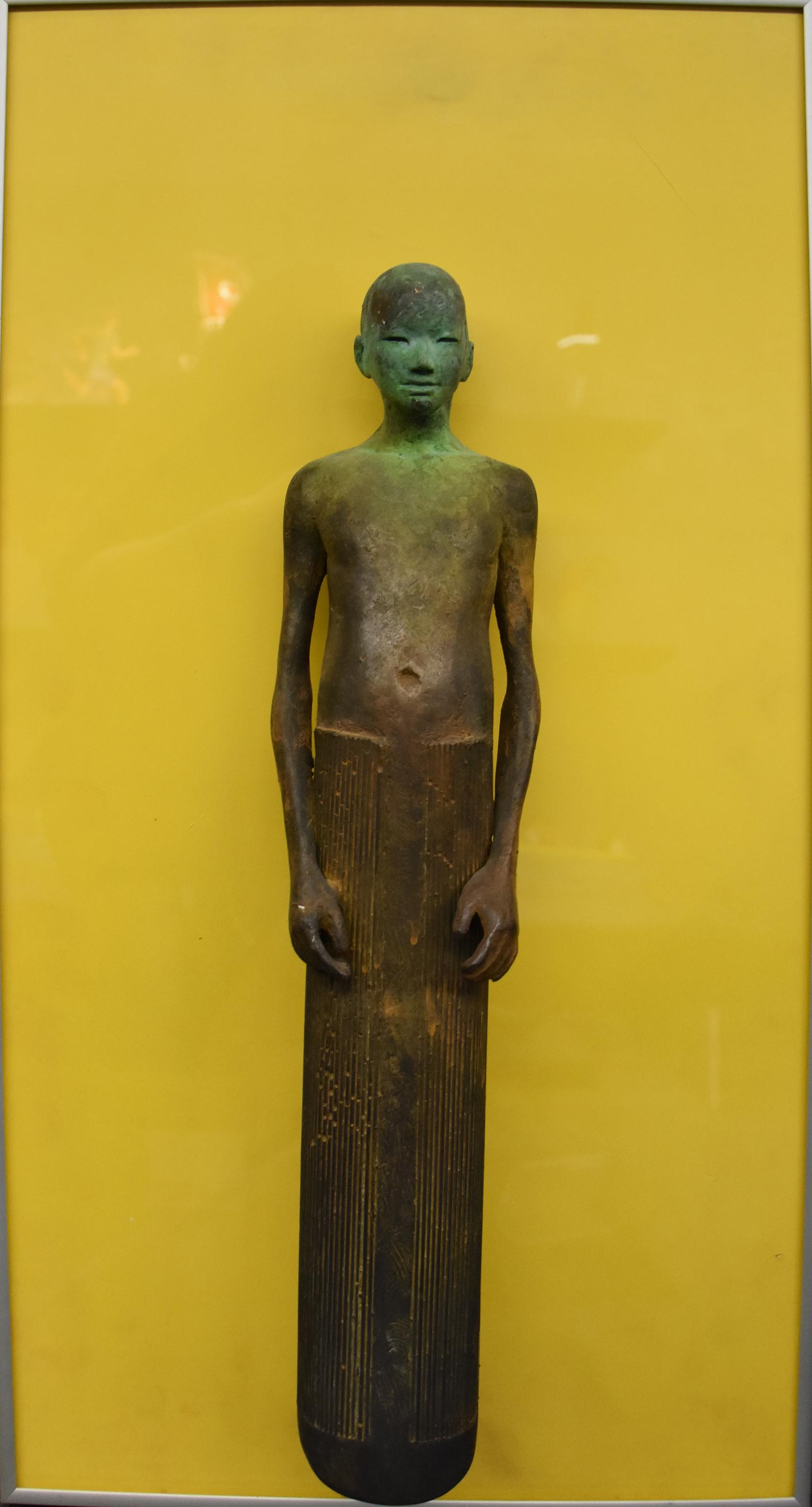Relief I - Bronze2/815 x 35 x 65 cm