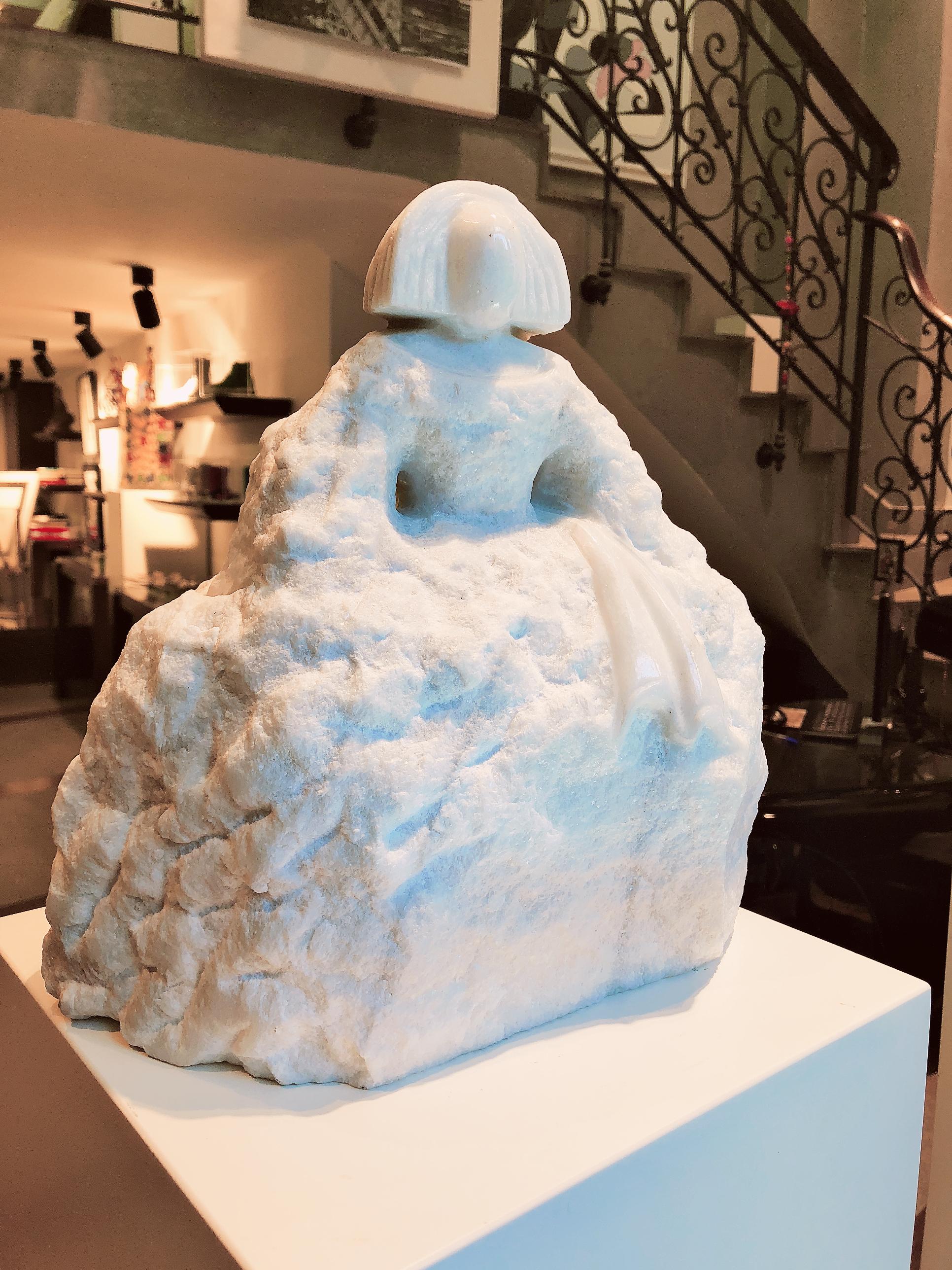 Infanta - 2018White marble30 x 30 x 20 cm