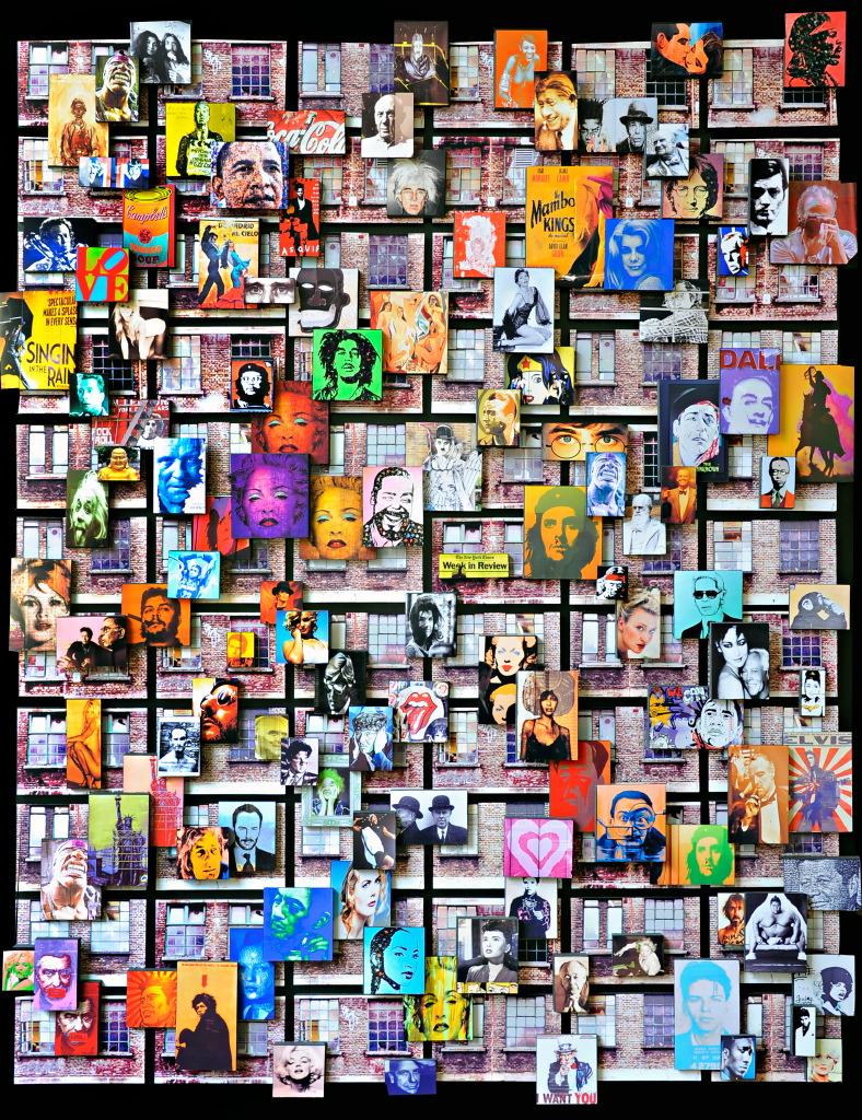Icones - 2014Photosculpture100 x 130 cm