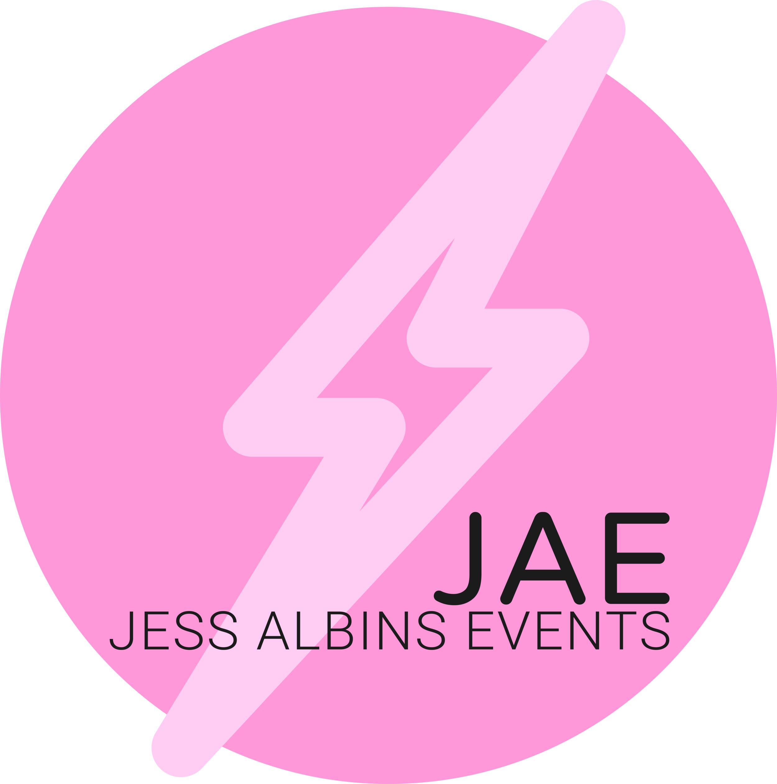Jess Albins Events