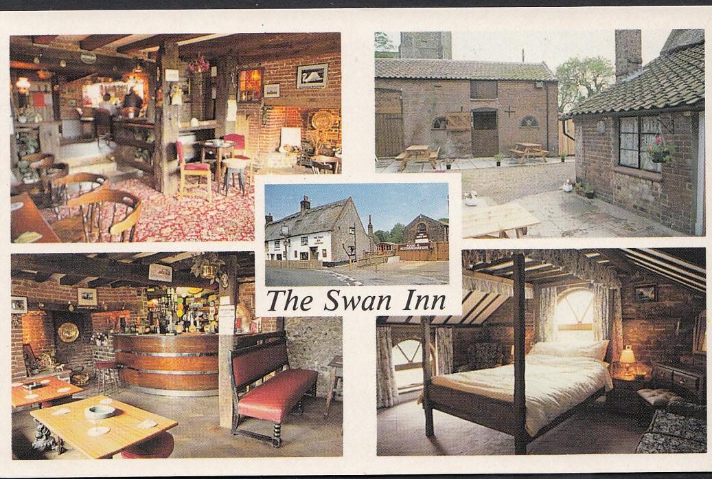 The Old Swan Inn Ingham