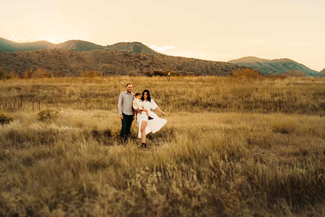 Colorado Family Session -