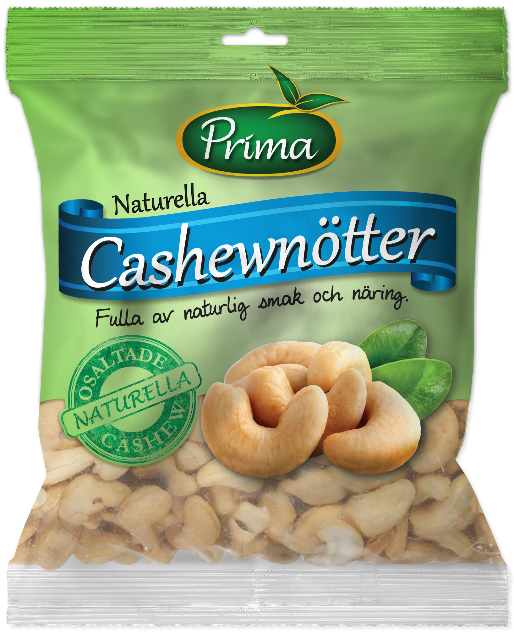 natural Cashew nuts - Our natural cashews are rich unsaturated fat, minerals, vitamins and protein.Ingredients:Natural Cashew kernelsNutritional value per 100gEnergy 590kcal / 2468kJFat 46g, of which saturated fat is 8gCarbohydrates 26g, of which sugars 6gProtein 18gFiber 6gSalt 0.03g