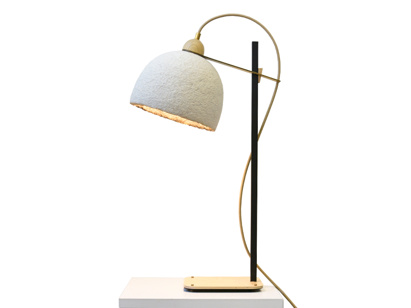 MushLume Cup Light Table Lamp