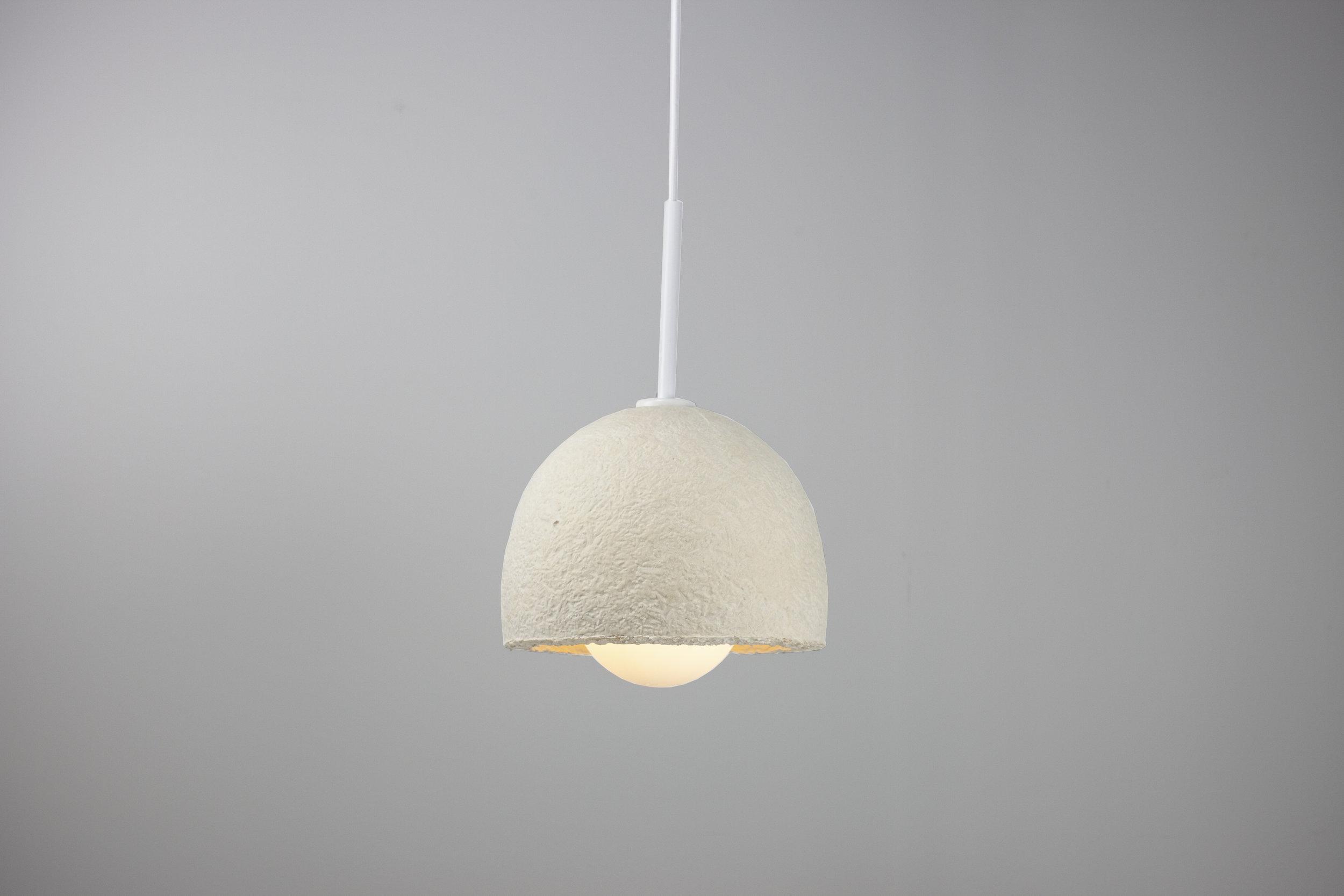 MushLume Cup Light Pendant Lamp