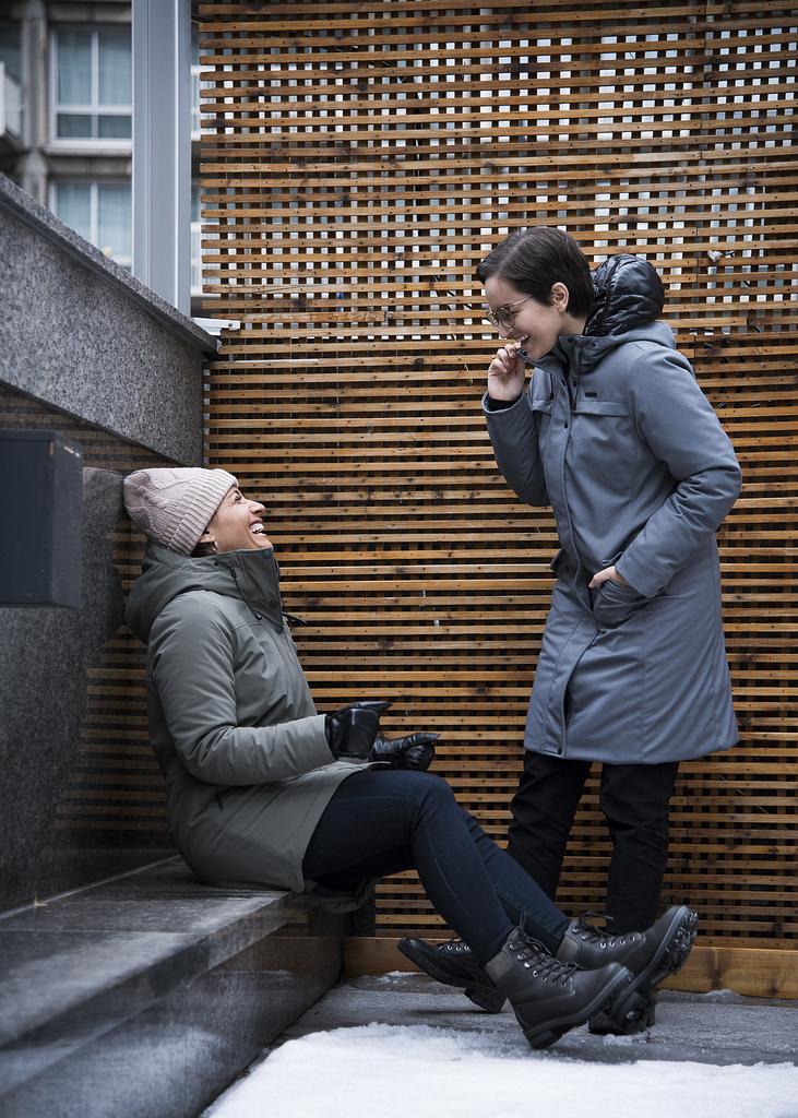 —> Manteaux audvik pour affronter l'hiver