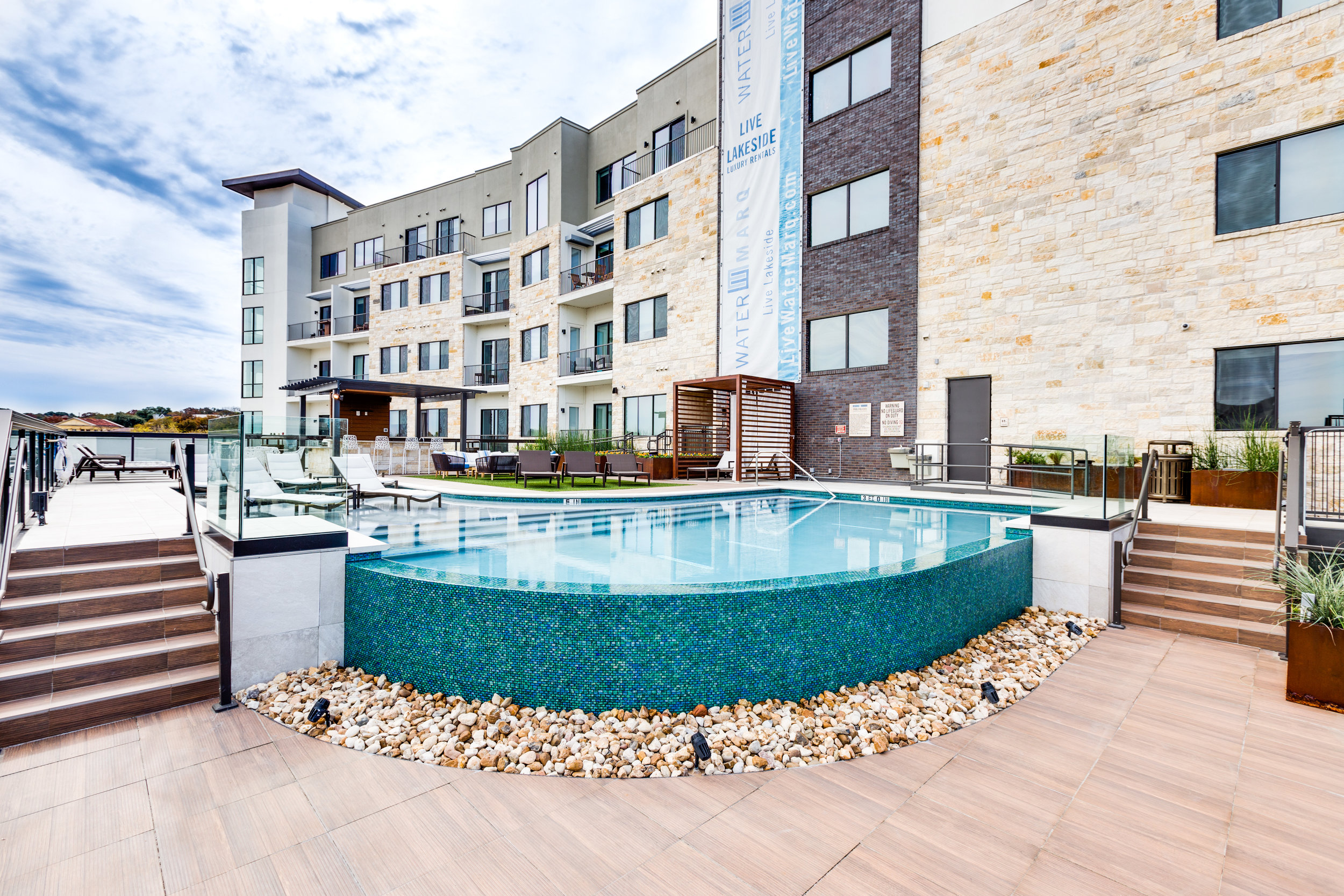 Water Marq - Austin, Texas (Rooftop Pool)