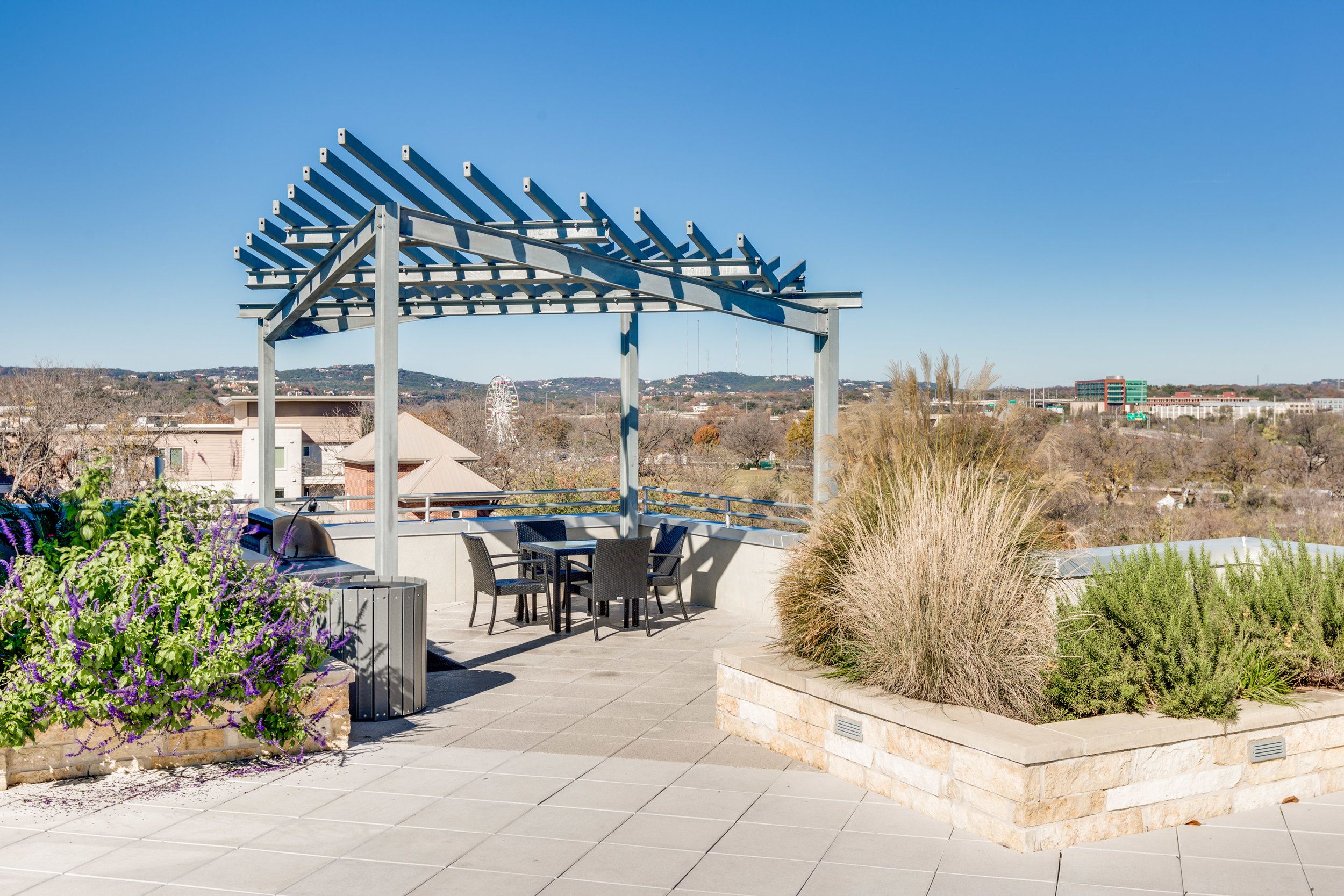 Coldwater - Austin, Texas (Rooftop Patio & Landscaping)