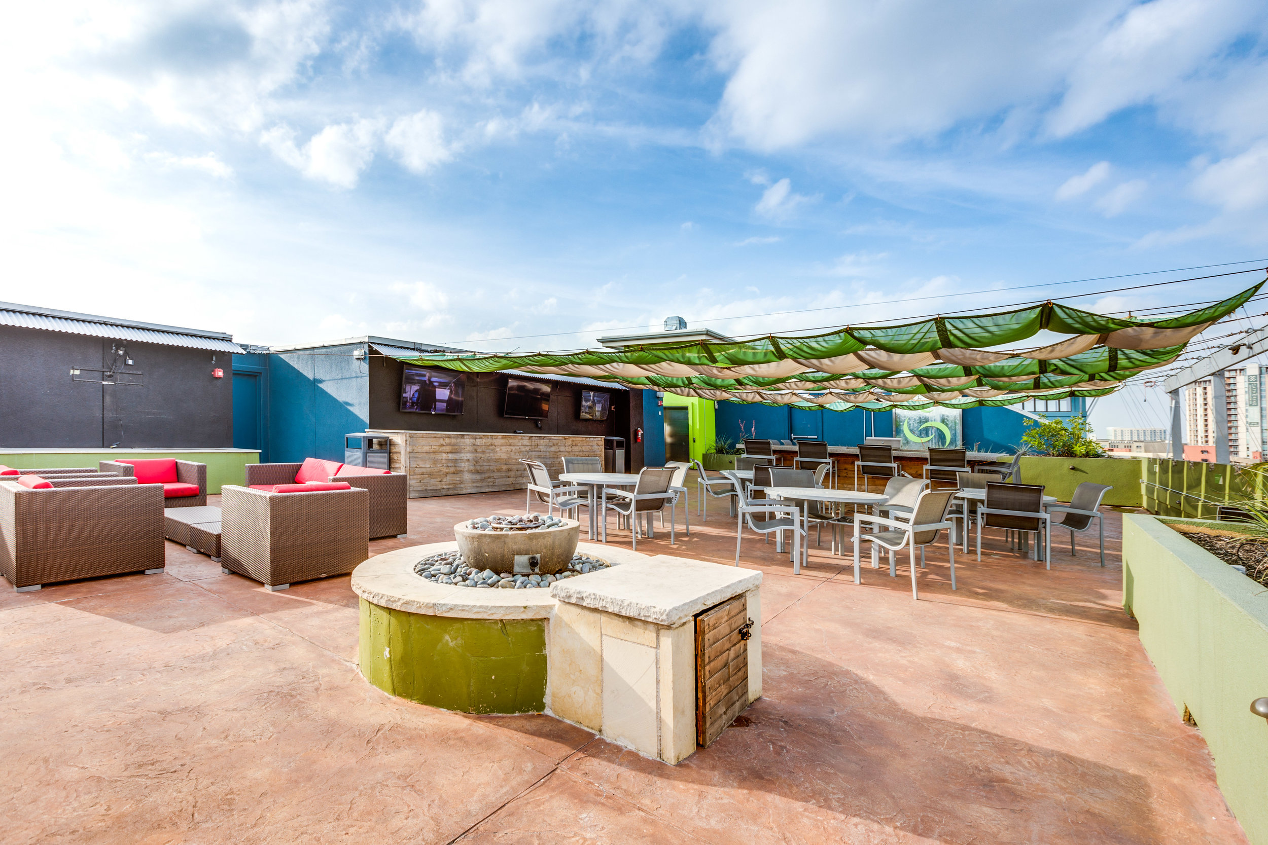 Crescent - Austin, Texas (Rooftop Patio)