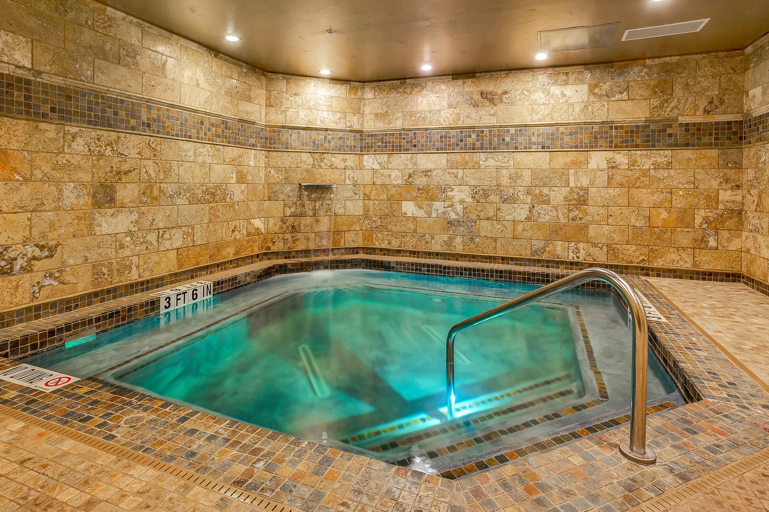 Muir Lake - Cedar Park, Texas (Indoor Pool)