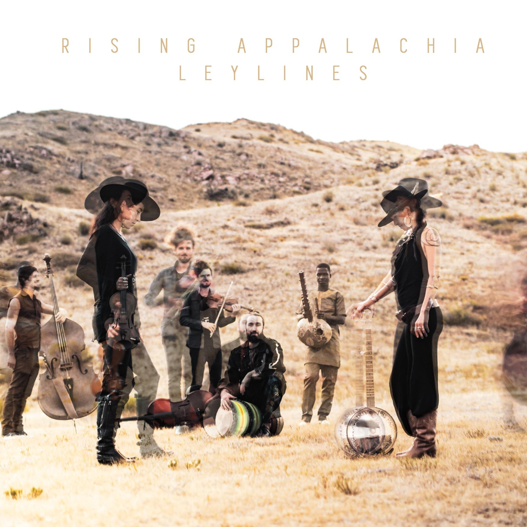 Leylines - Released May 3, 2019 | AlbumRising Appalachia's new album is Leylines is available now!