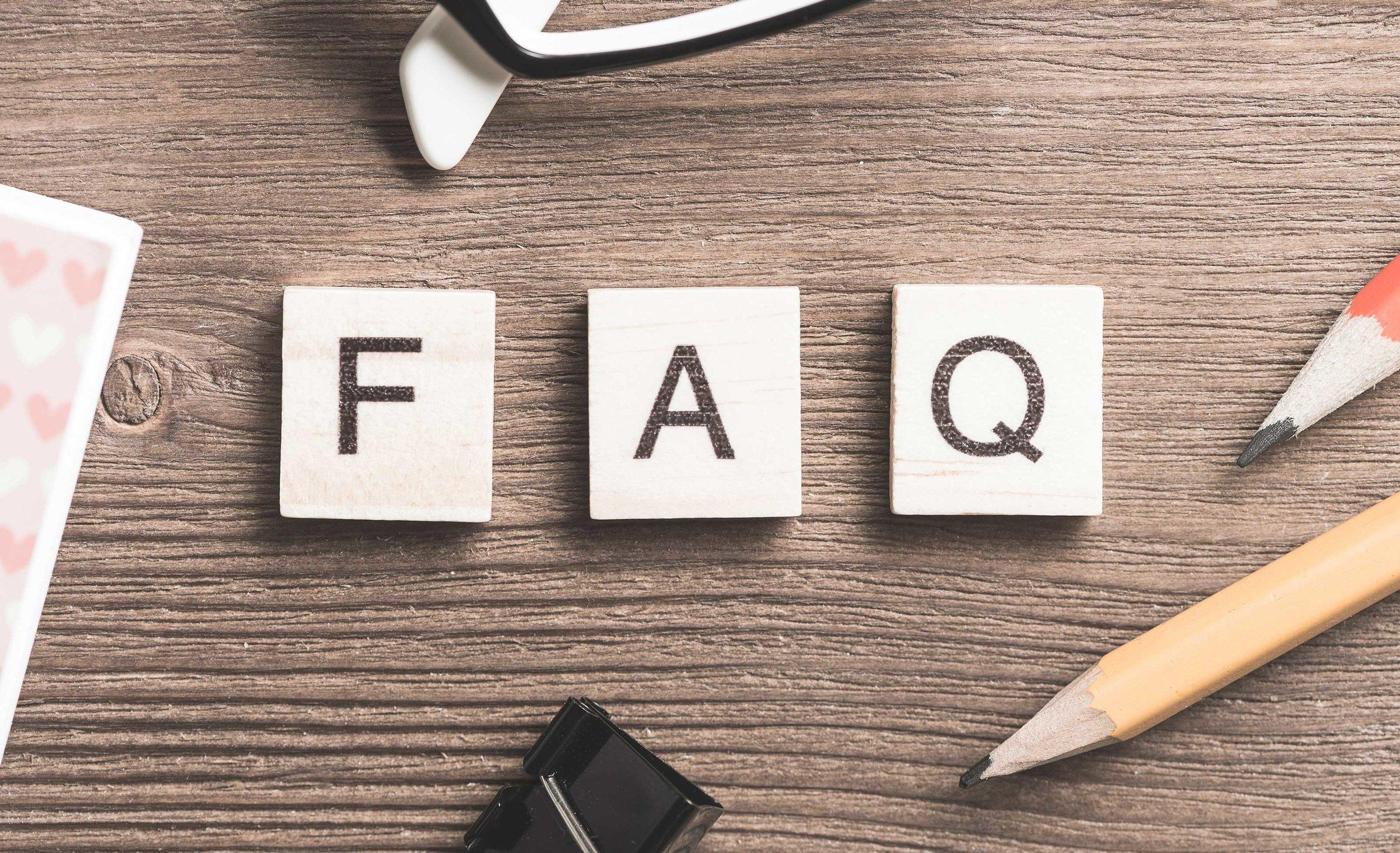 Community Management - FAQs