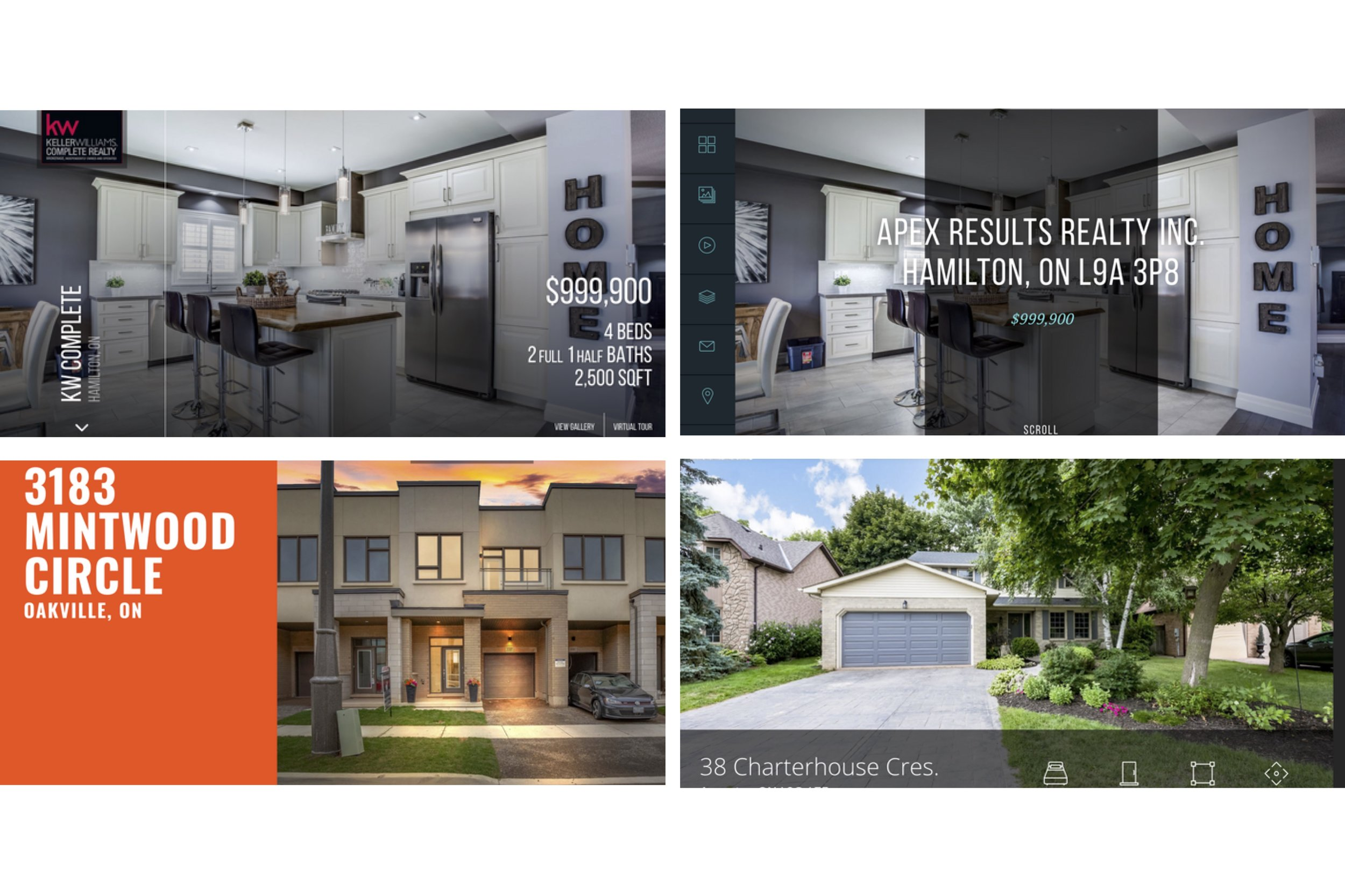 Single Page Property Websites - Beautiful websites made to showcase your listing.
