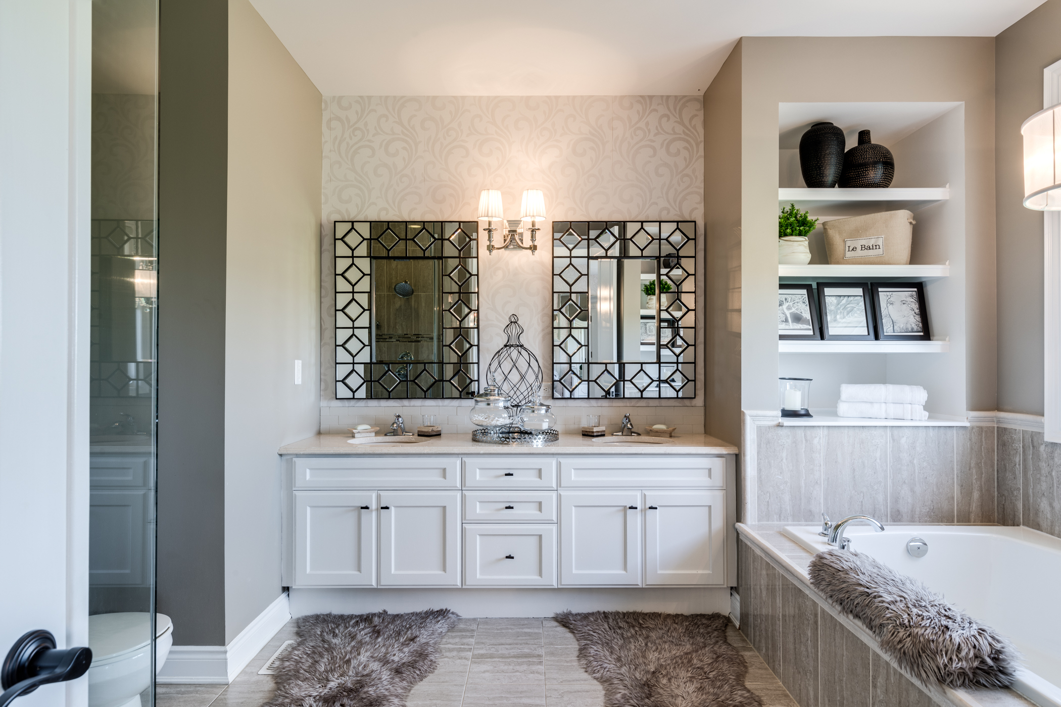 Bathroom staging Real Estate Api Hamilton