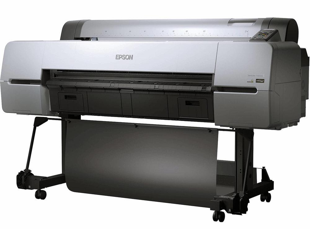 """Epson P10000   44"""" printer"""