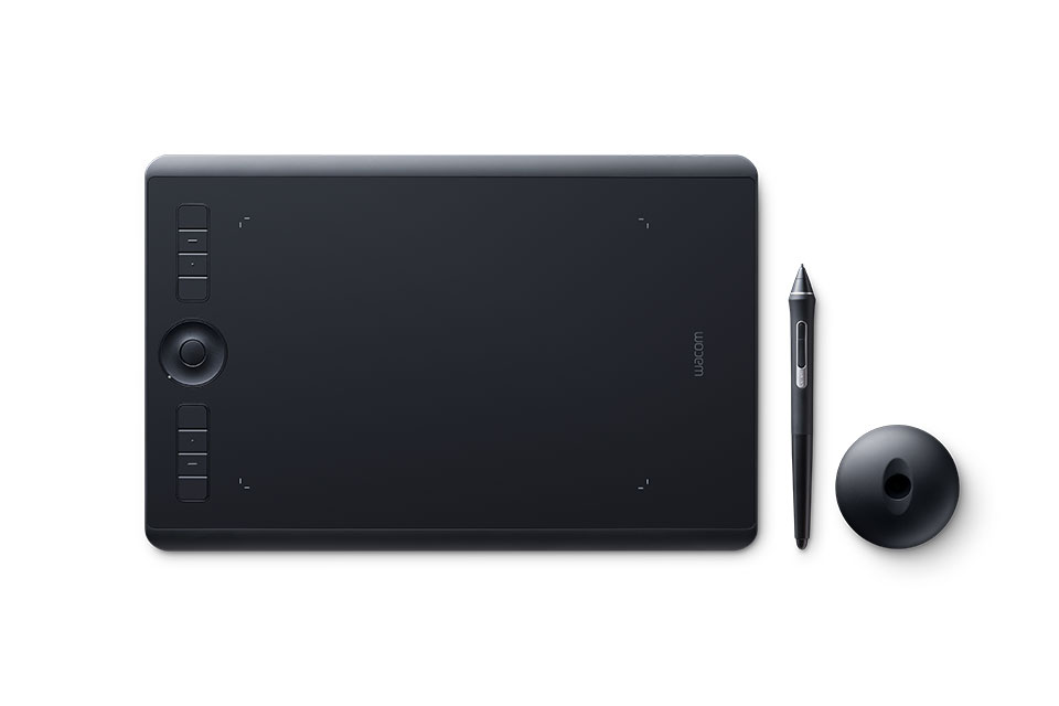Wacom Intuos Pro   Digital pen tablet