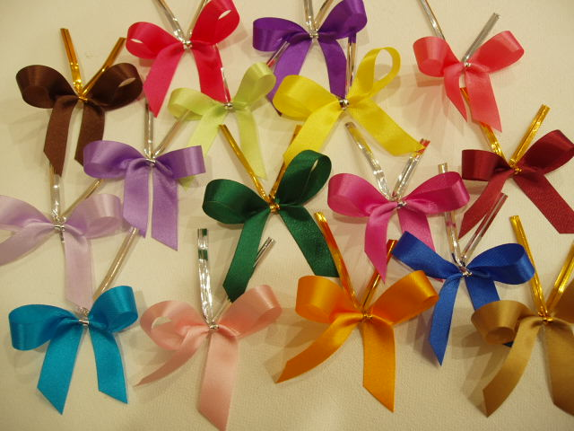 2.5 inch Solid Color Bows