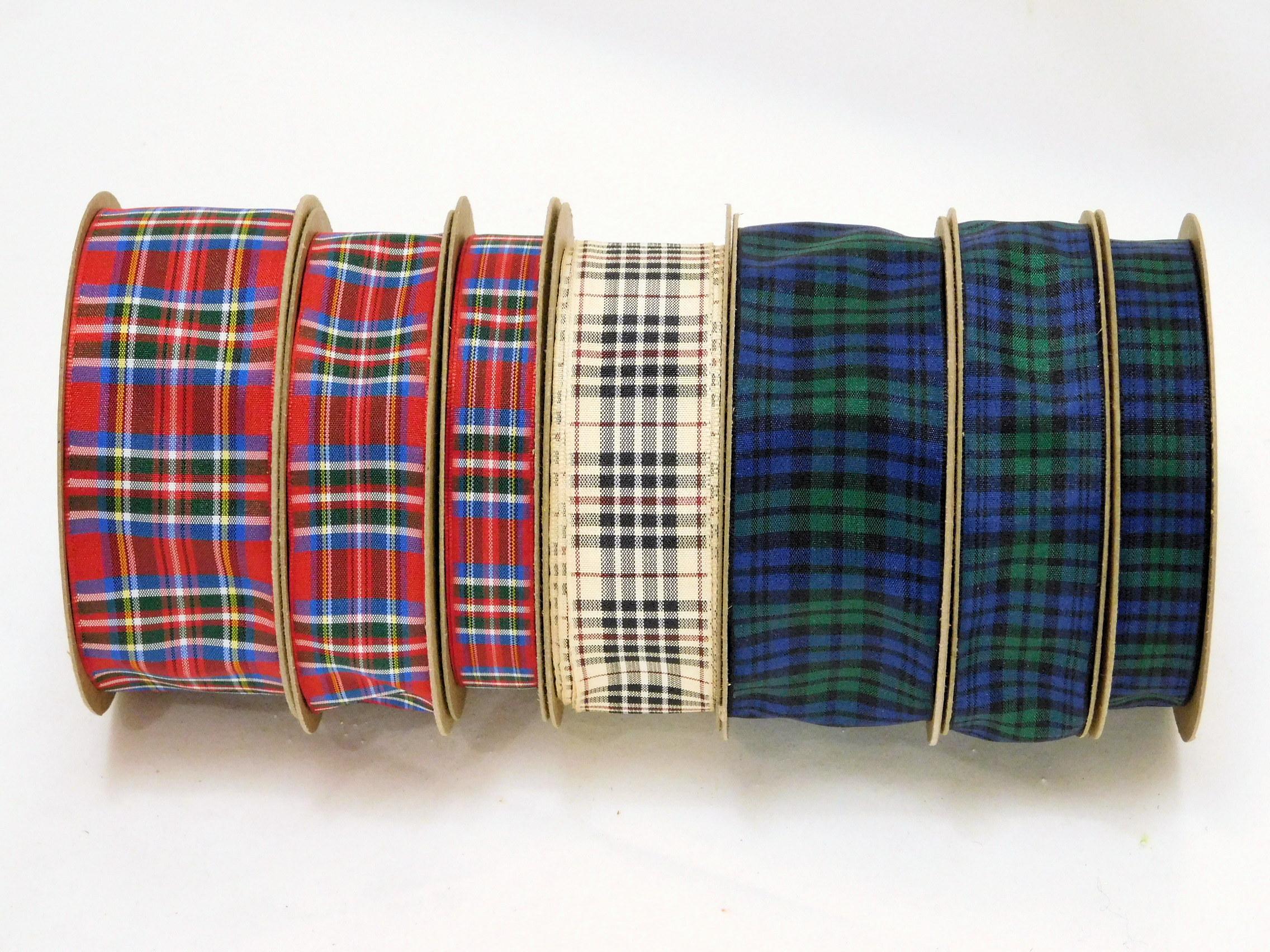 DSCN1847 Plaid Tartan ribbons.jpg