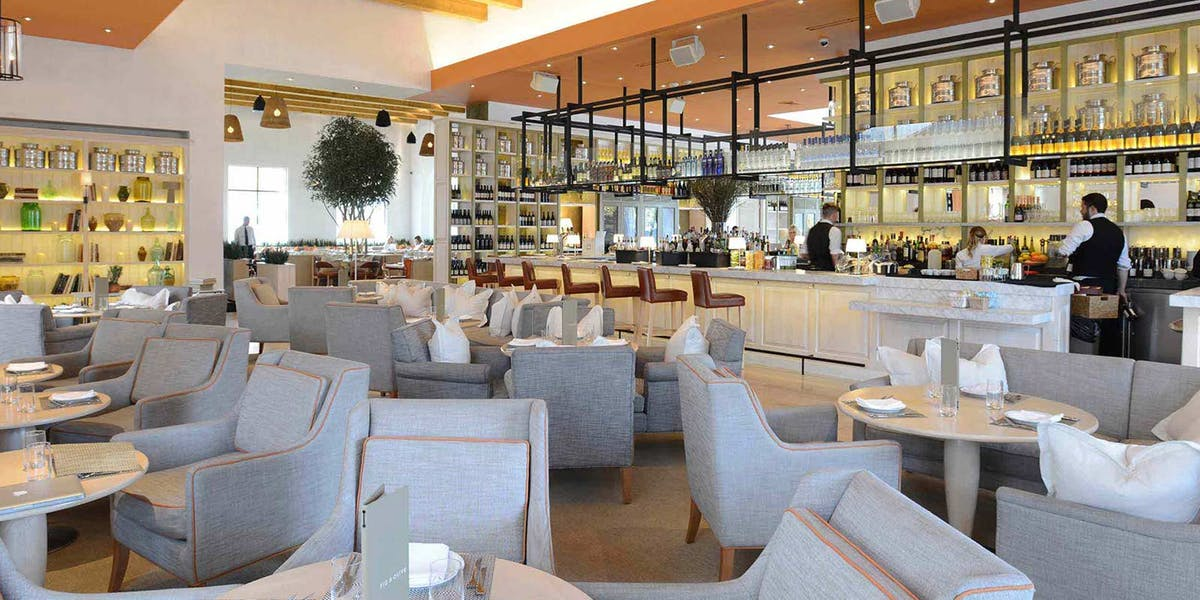 4. Fig & olive - Newport Beach, CATheir food is hands down- tha best! I usually go here to celebrate special occasions. Whether you're going for brunch or dinner, it does not disappoint.