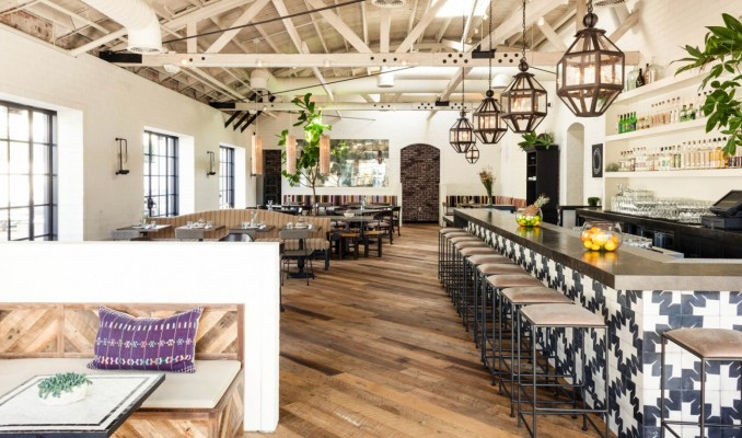 2. Gracias Madre - West Hollywood, CAPlant based and beautifully decorated. If you're looking for a healthy meal and an trendy Instagram-able spot, this is your place.