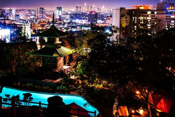 7. Yamashiro - Hollywood, CAYamashiro is a Japanese restaurant that is most known for its location and view of Los Angeles. The food is really authentic and the space is beautiful.