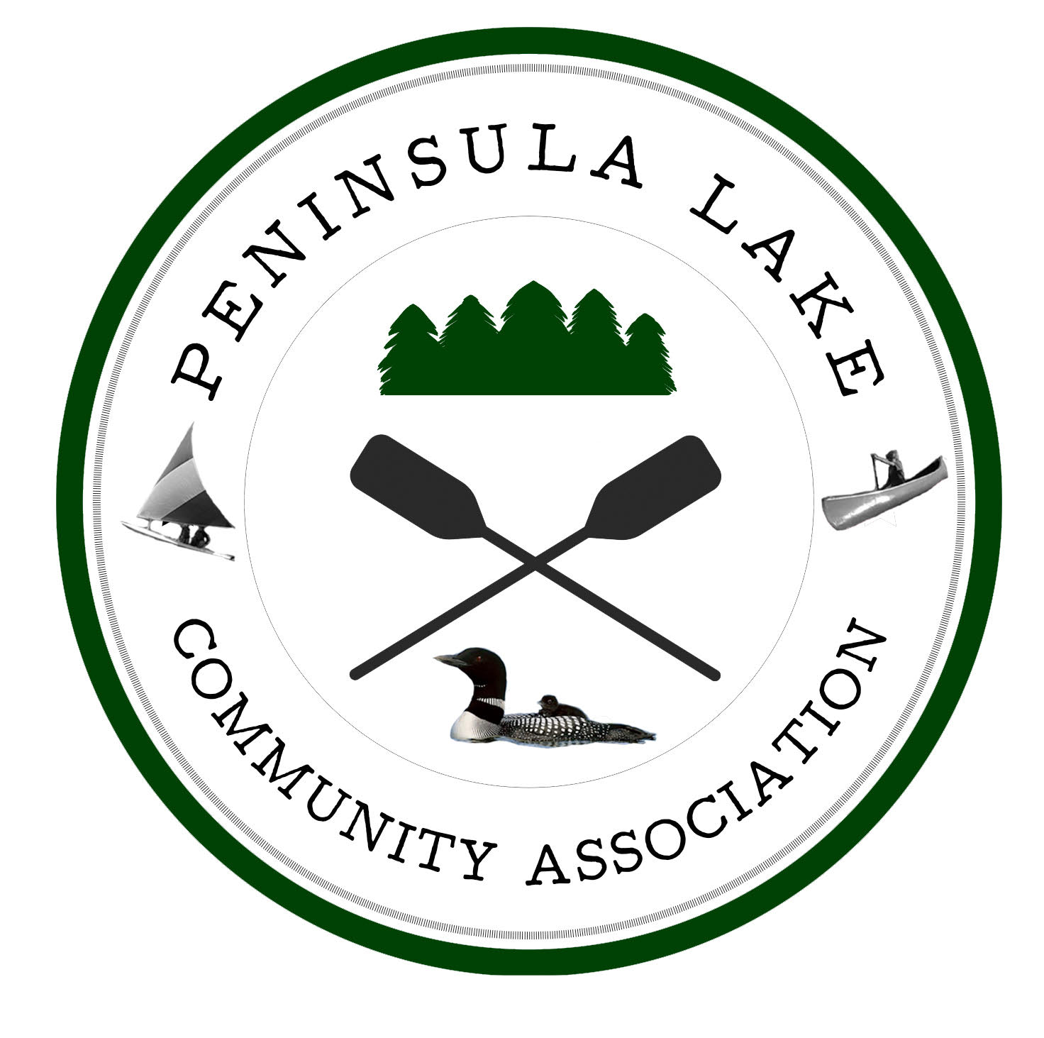 Peninsula Lake Community Association - The PLCA is a not-for-profit with an active membership. The Association is proud of its mandate which is to preserve, protect, restore and improve the natural resources, water quality and environment of the Peninsula Lake watershed. The Association is also proud of its history, the unbroken length of time some families have been at the Lake, and its active membership. Community involvement is necessary to maintain and improve the quality of life at the Lake.
