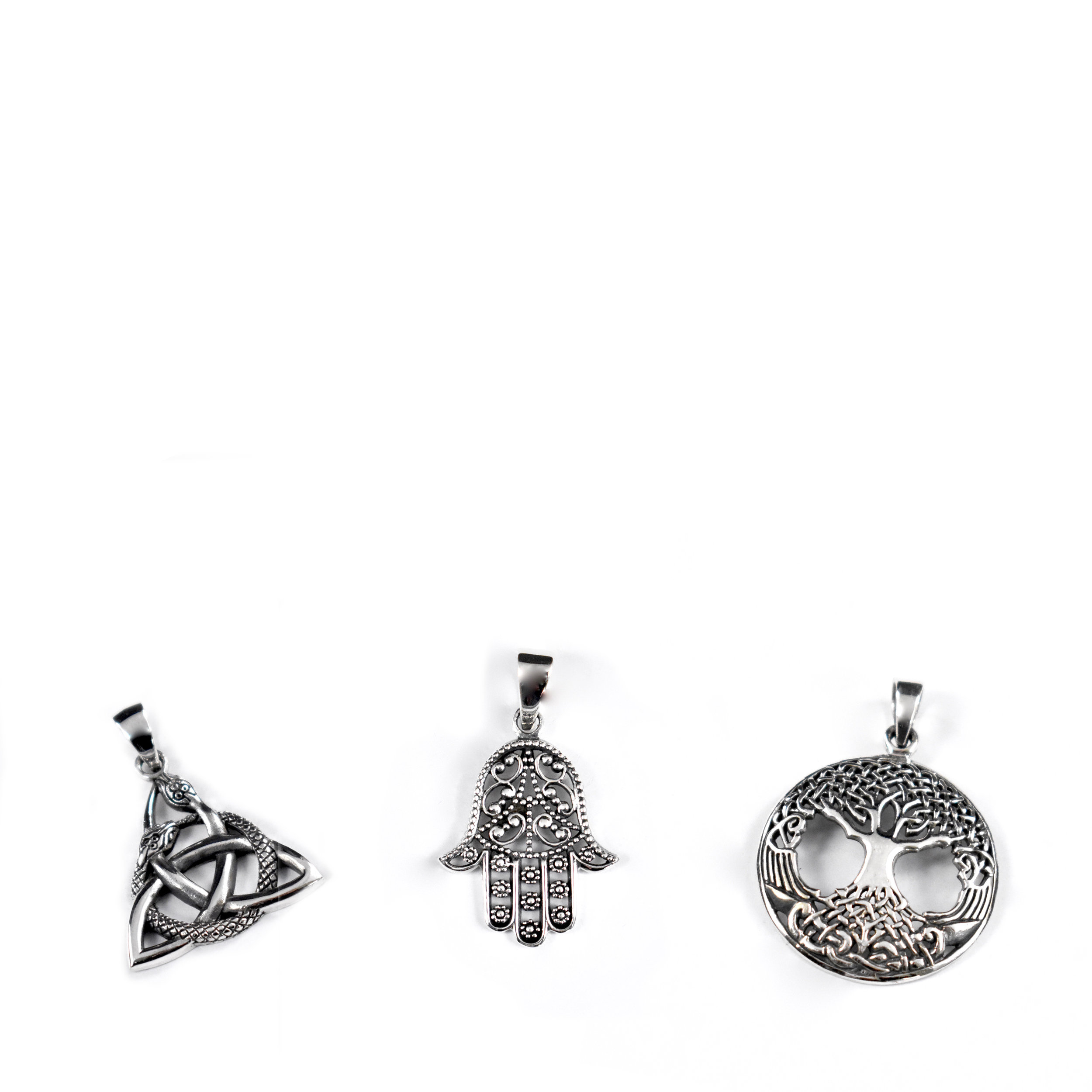 Shop Silver Pendants - 925 Sterling Silver Adornments