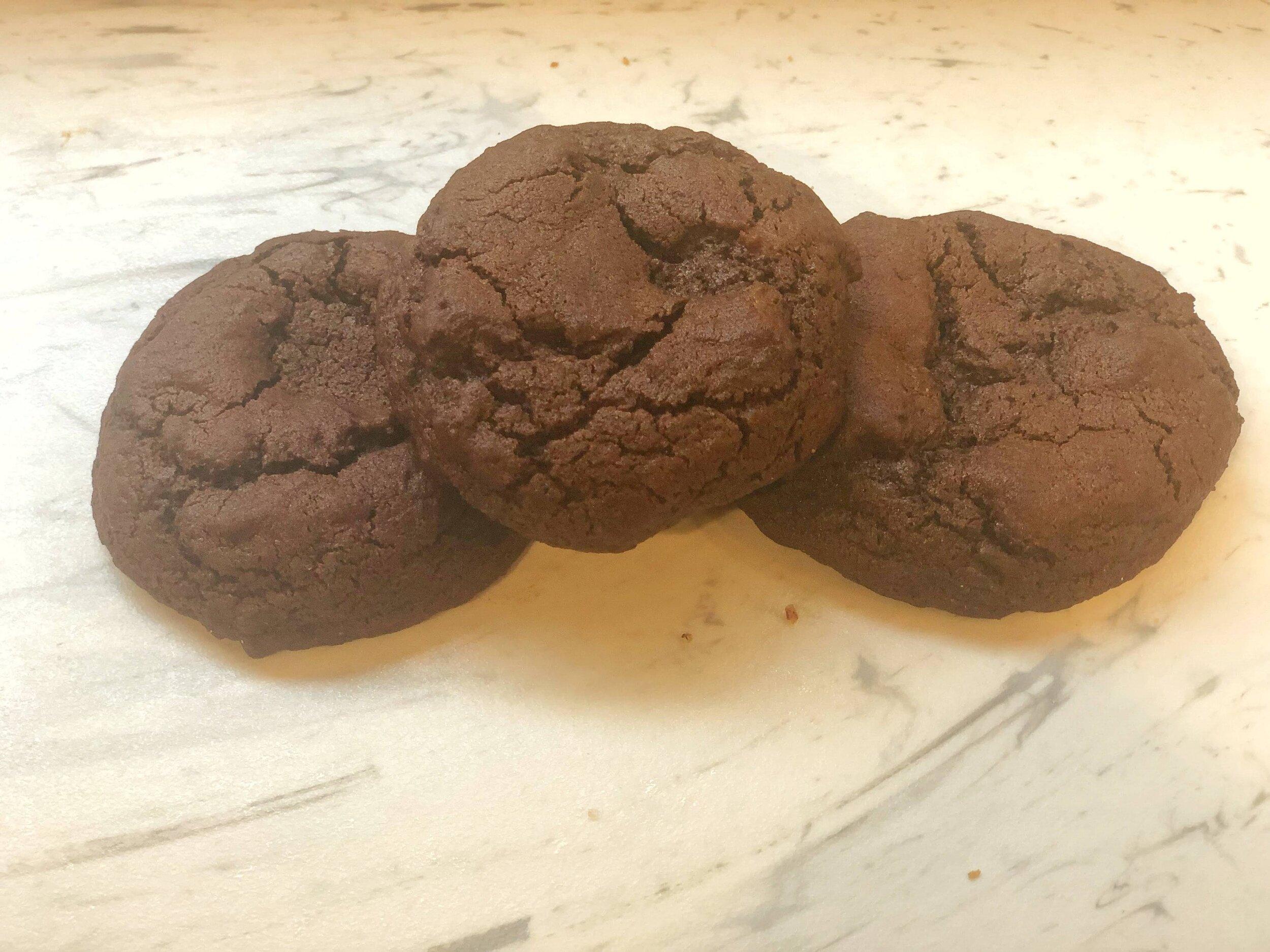 Chocolate Stout Cookies | Salt and Sugar Bakery