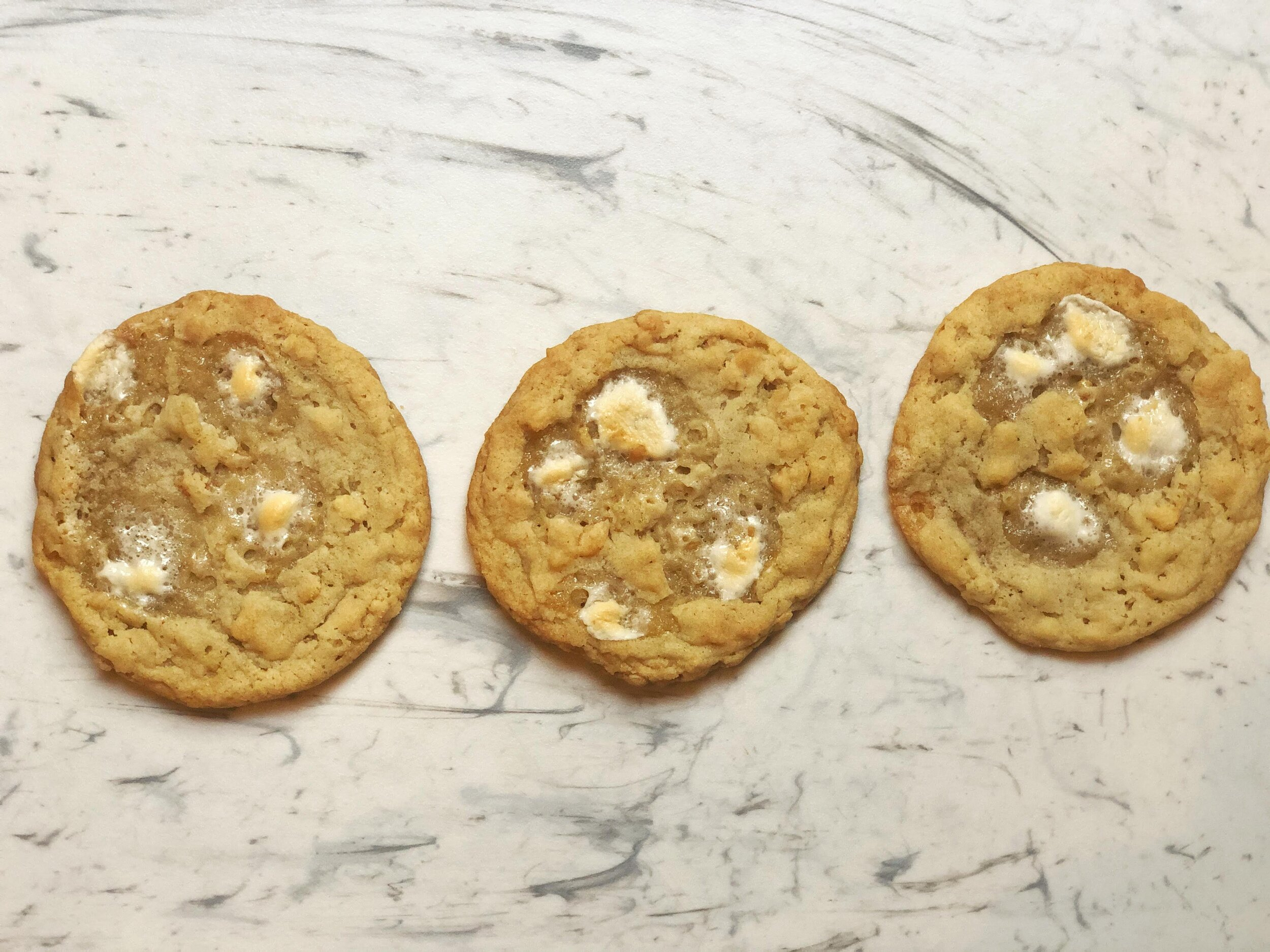Rice Krispie Marshmallow Cookies | Salt and Sugar Bakery Catering and Delivery in Agoura Hills, CA