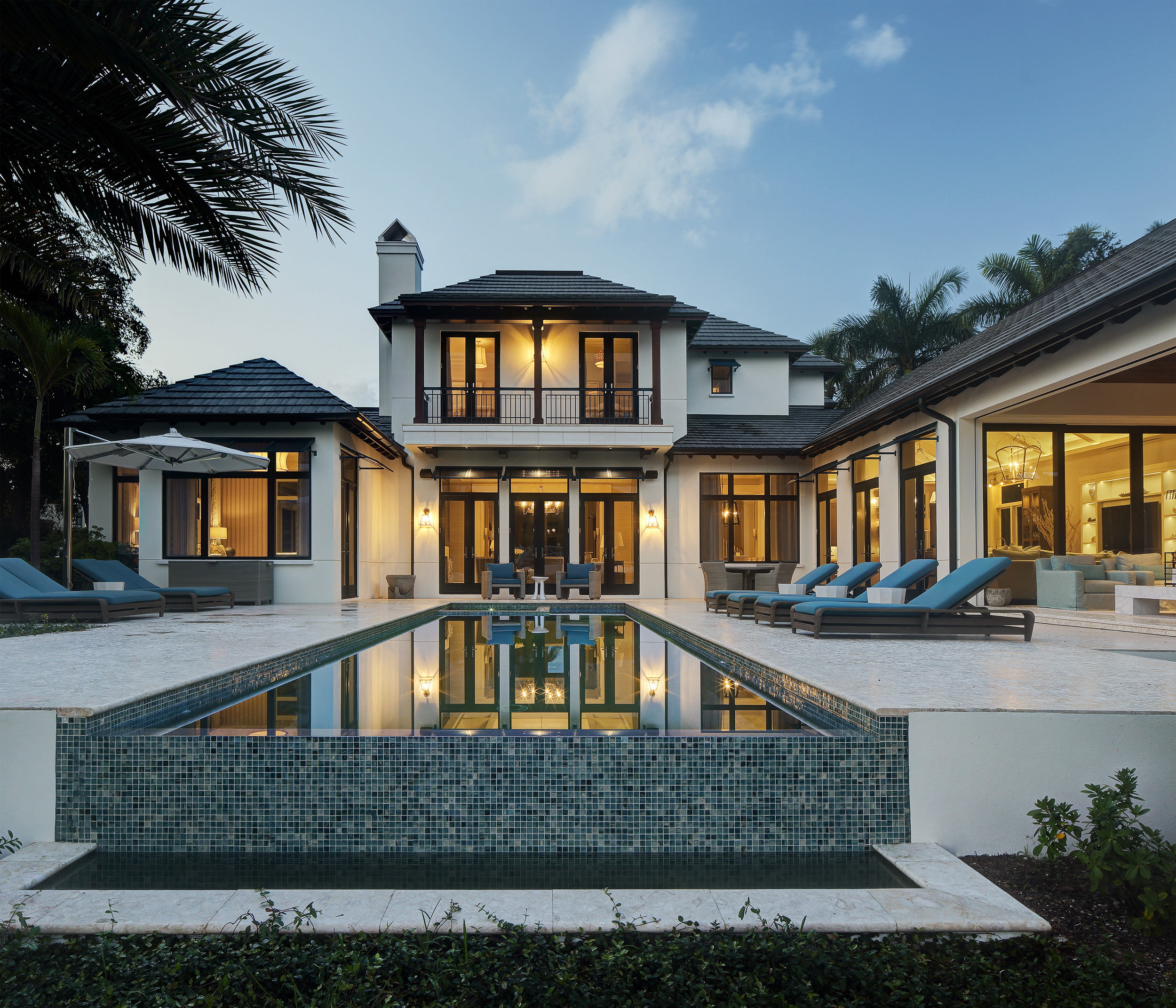 Photography for luxury Florida residence