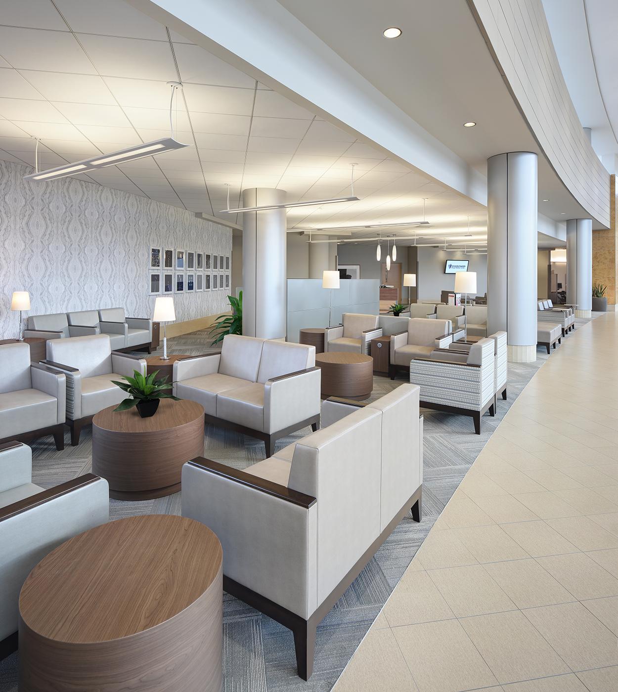 Cleveland hospital photography