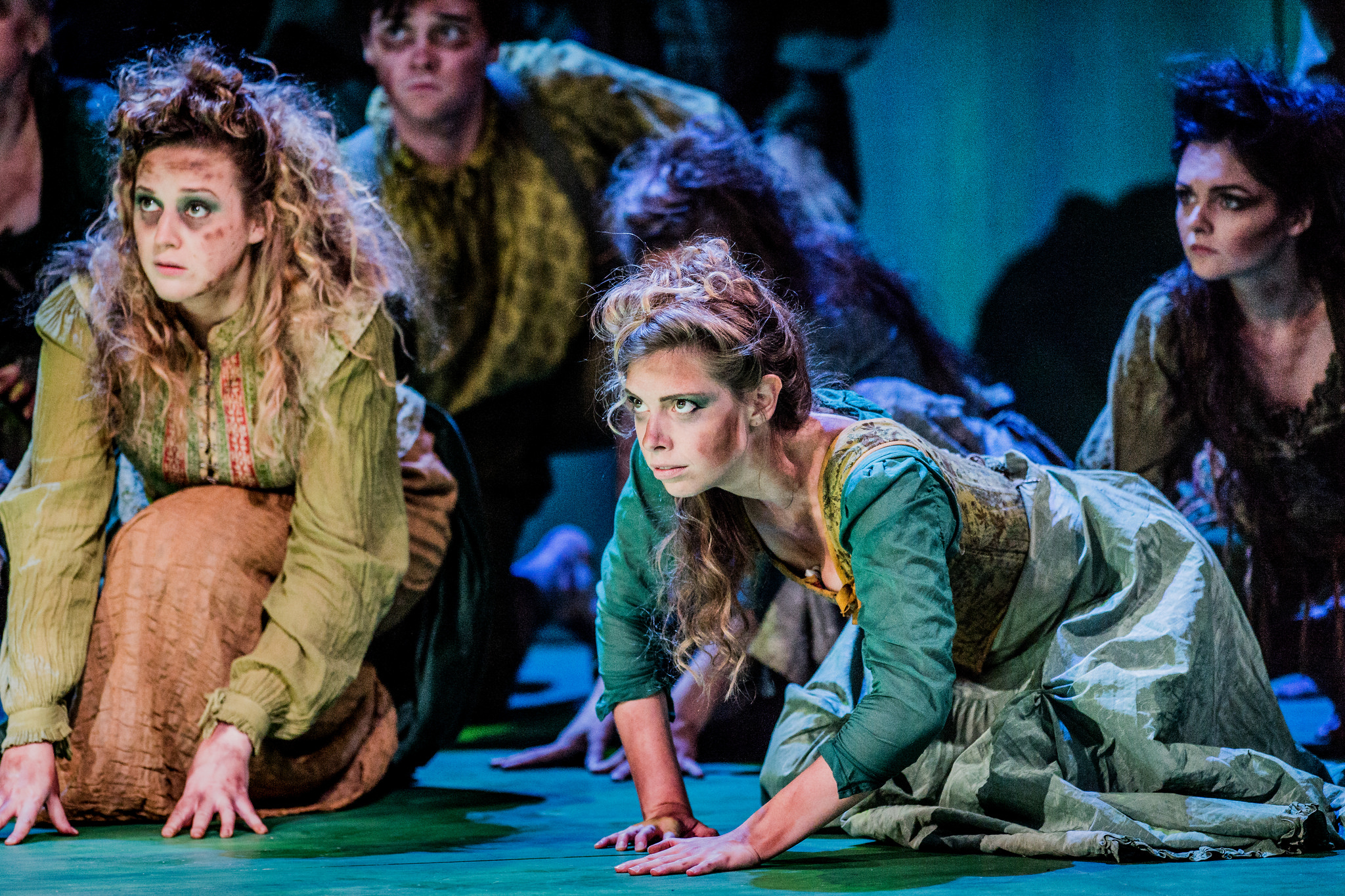 The Enchanted Island - British Youth Opera