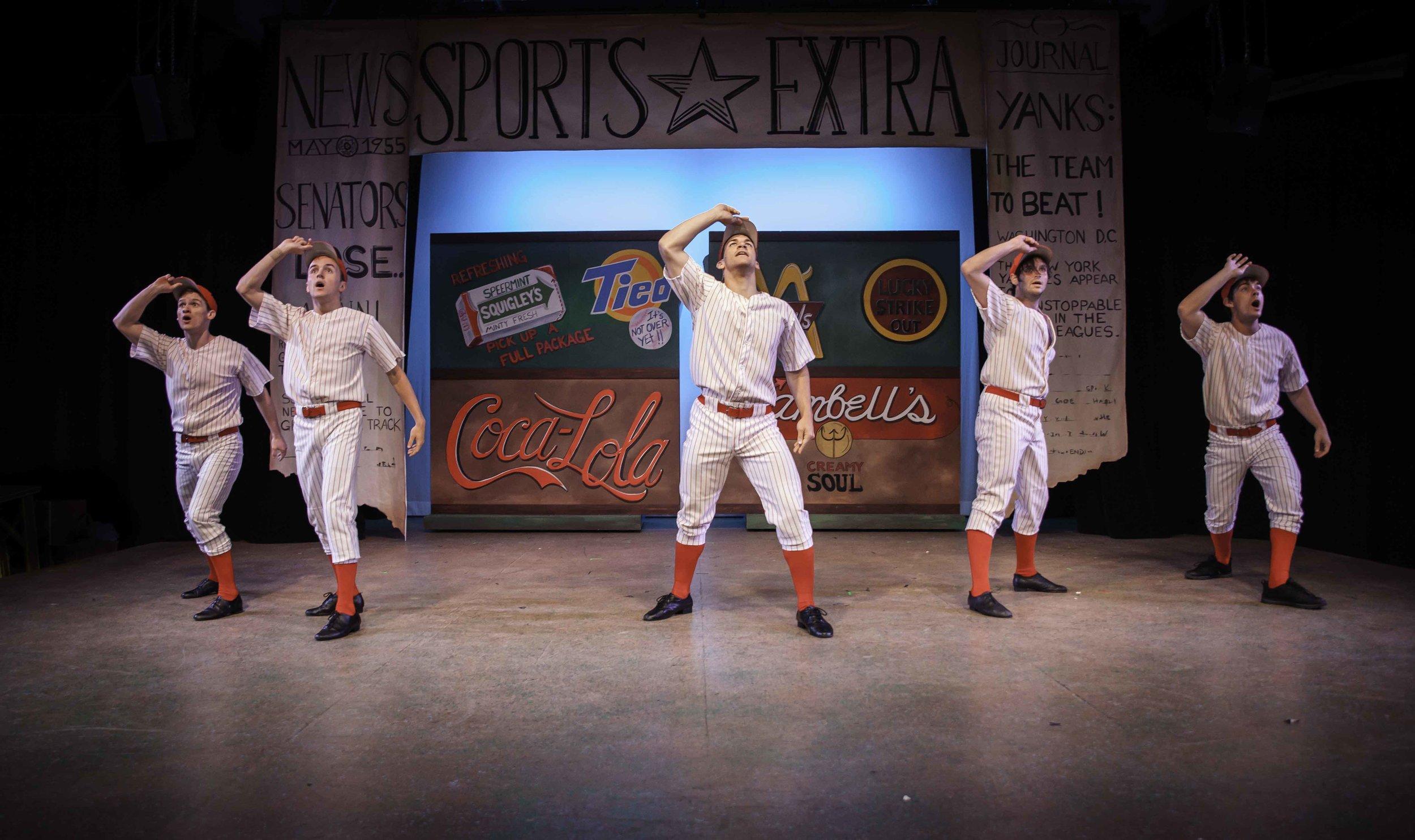 Damn Yankees - Thingamajig Theatre Company