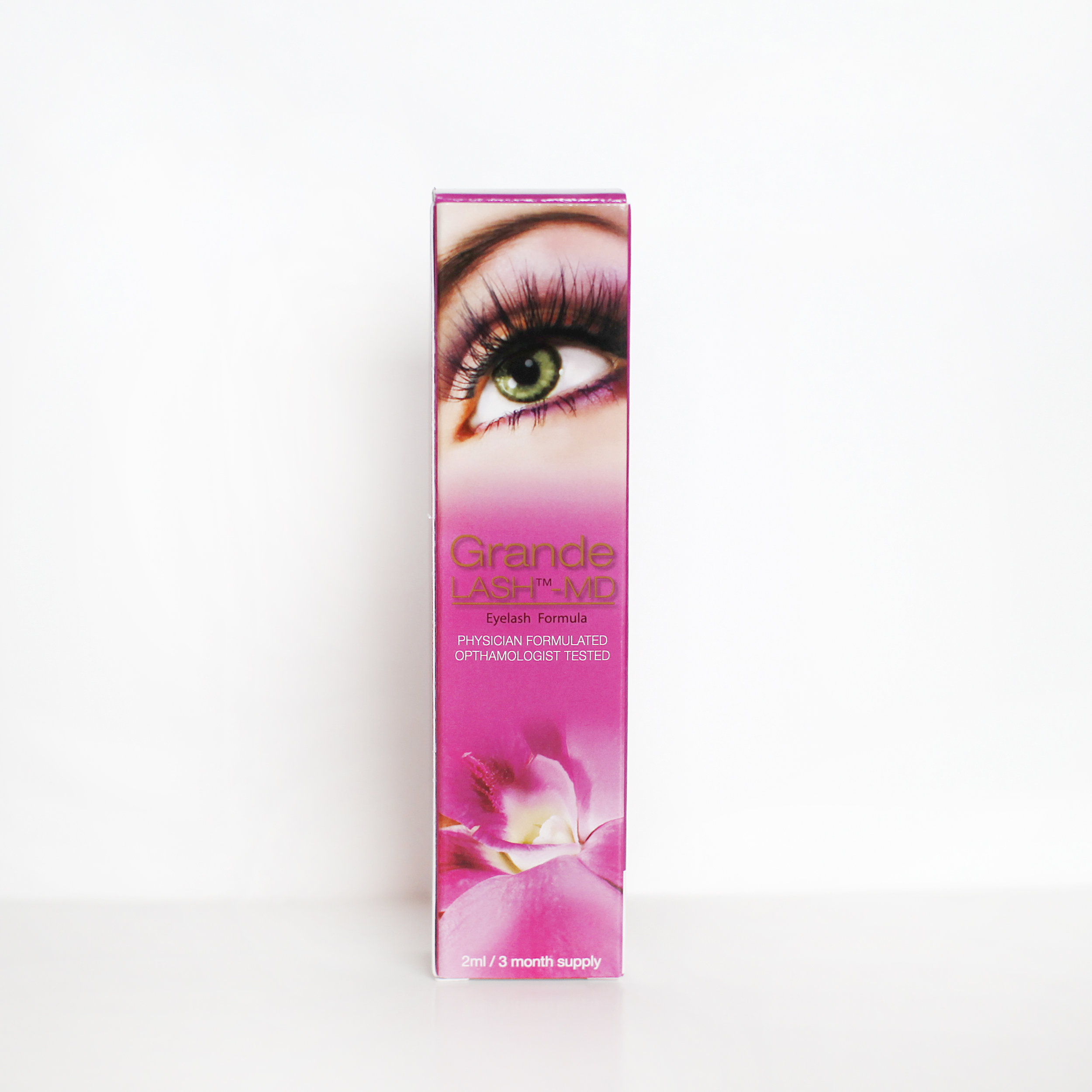 GrandeLASH Eyelash Serum for Longer Thicker Lashes